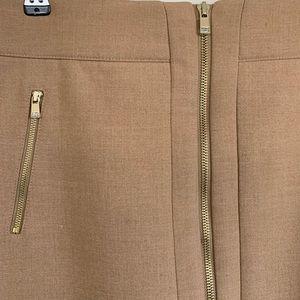 Ann Taylor Zipper Pencil Skirt